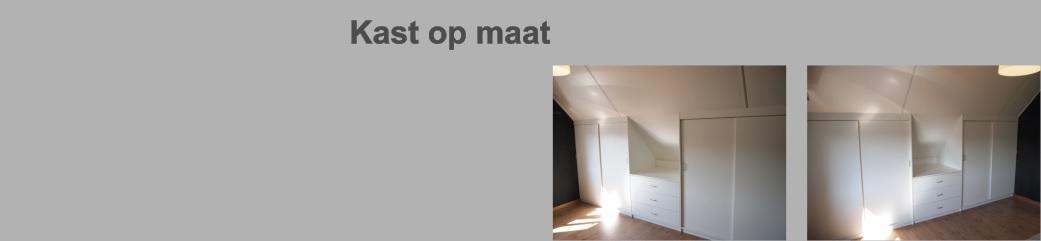 Kasten Op Maat Den Bosch Edwin Laven Timmerwerken