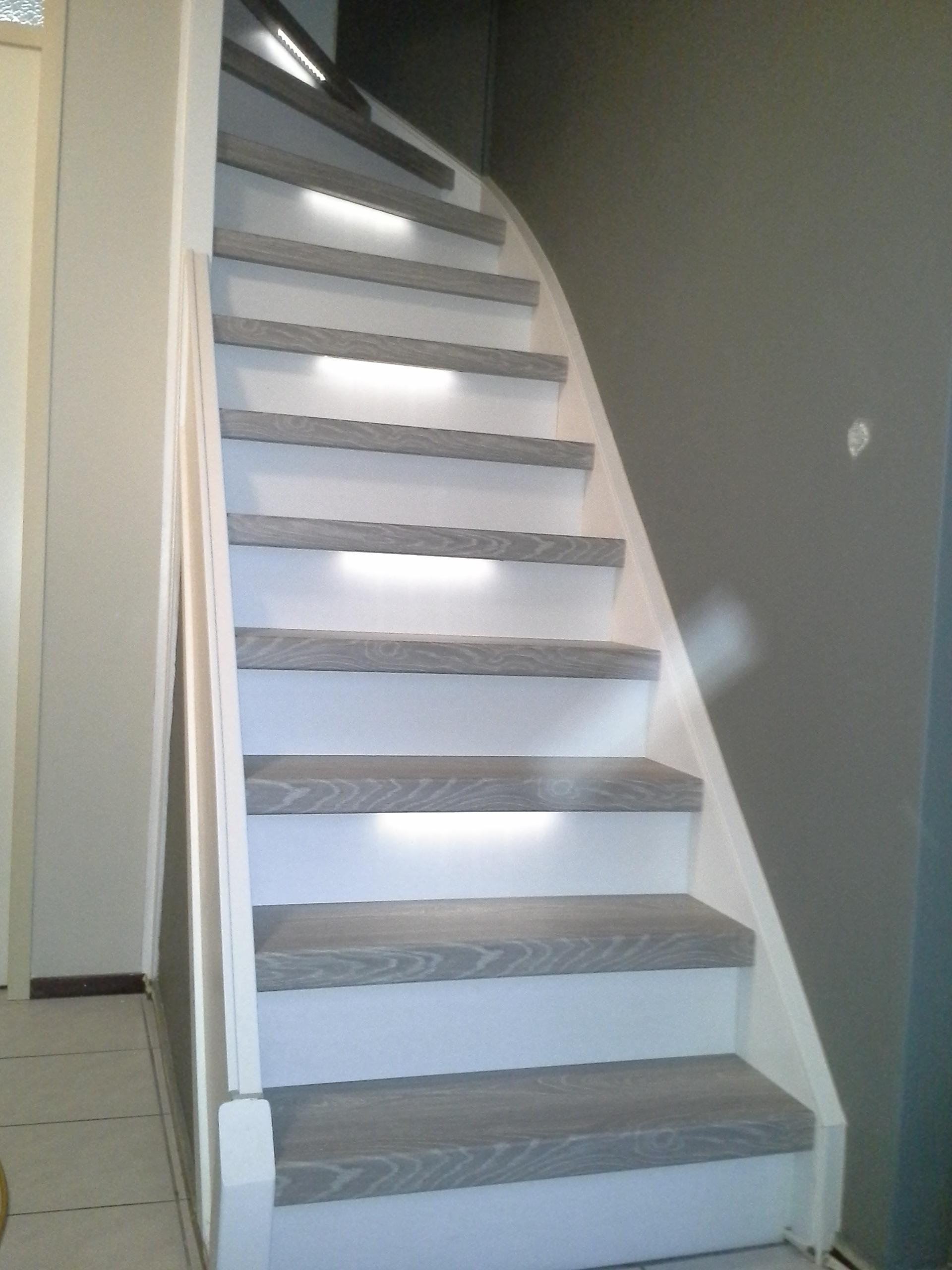 Fotos den bosch edwin laven timmerwerken - Witte trap grijs ...
